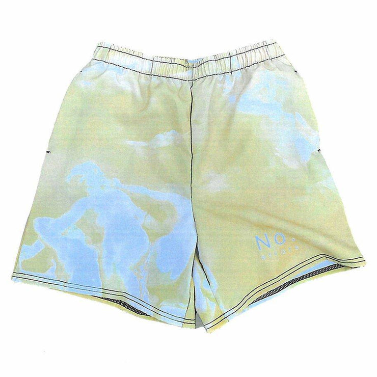 Heaven or Hell Shorts - Yellow