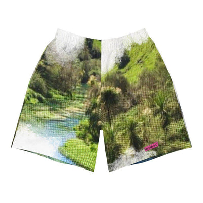 Rendering shorts(men's) - TRILL Marketplace
