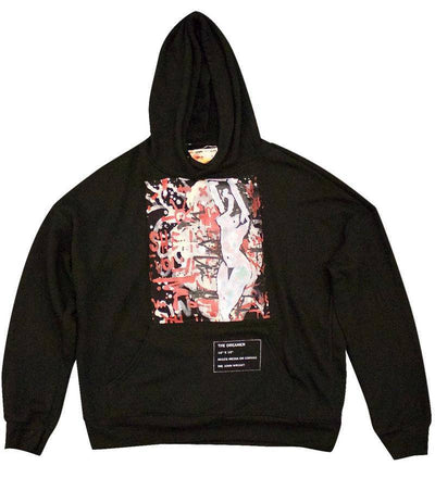 Oversized Evolve Devour Hoodie - TRILL Marketplace