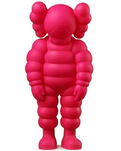 WHAT PARTY (PINK) - KAWS - TRILL Marketplace