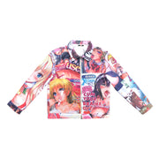 Anime Pornstar Jacket - TRILL Marketplace