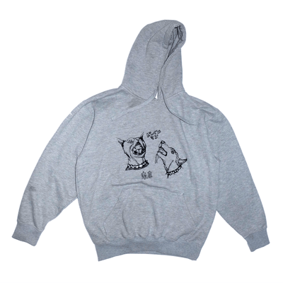 Bad Dog Hoodie - TRILL Marketplace