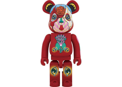 KEIICHI TANAAMI 1000% RED- BEARBRICK - TRILL Marketplace
