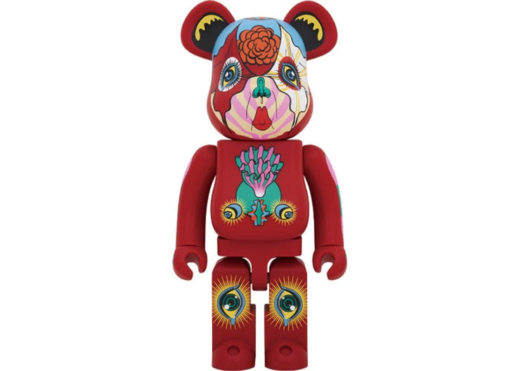 KEIICHI TANAAMI 1000% RED- BEARBRICK