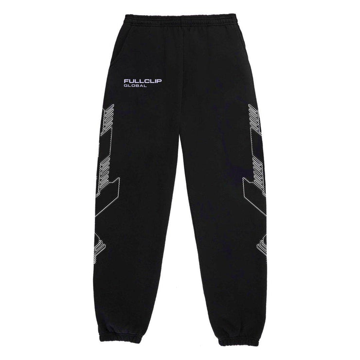 Quick Strike Sweatpants - Black - TRILL Marketplace