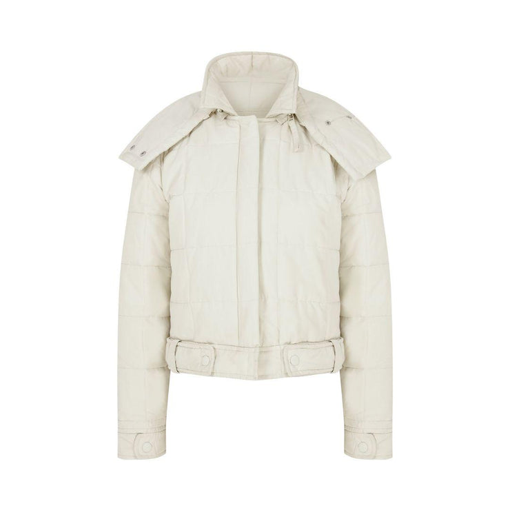 MINI ME LIGHT PUFFER - Offwhite - TRILL Marketplace