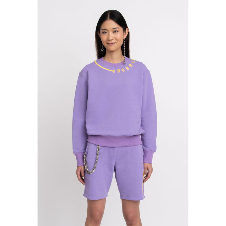 BH Signature Cotton Crewneck (Orchid) - TRILL Marketplace