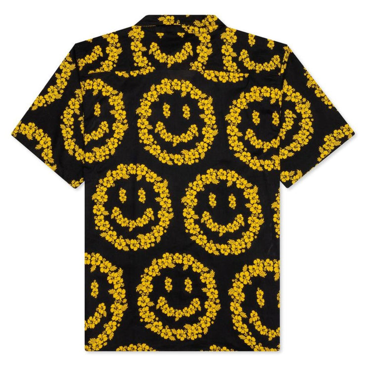 SMILEY FLORAL SHIRT - TRILL Marketplace