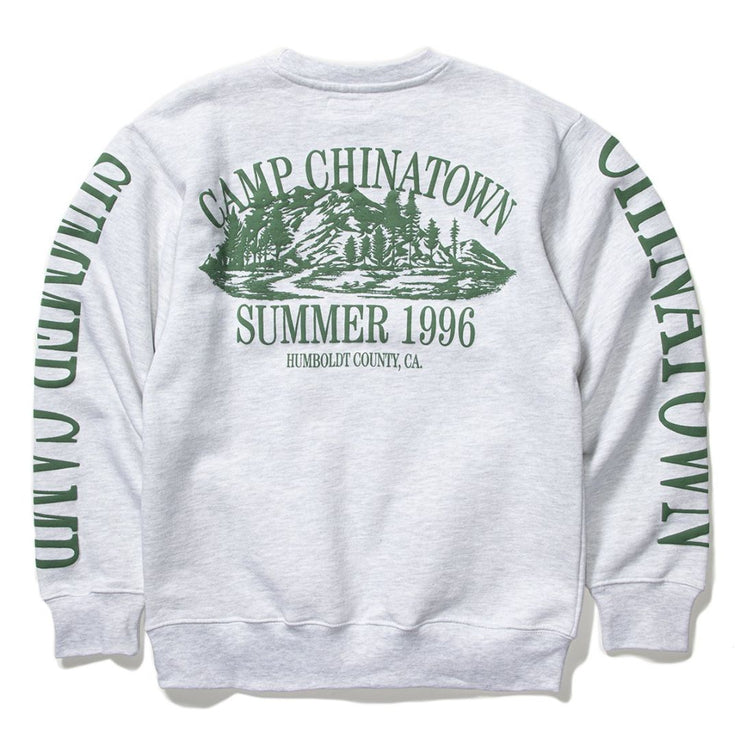 CAMP CHINATOWN CREWNECK - TRILL Marketplace