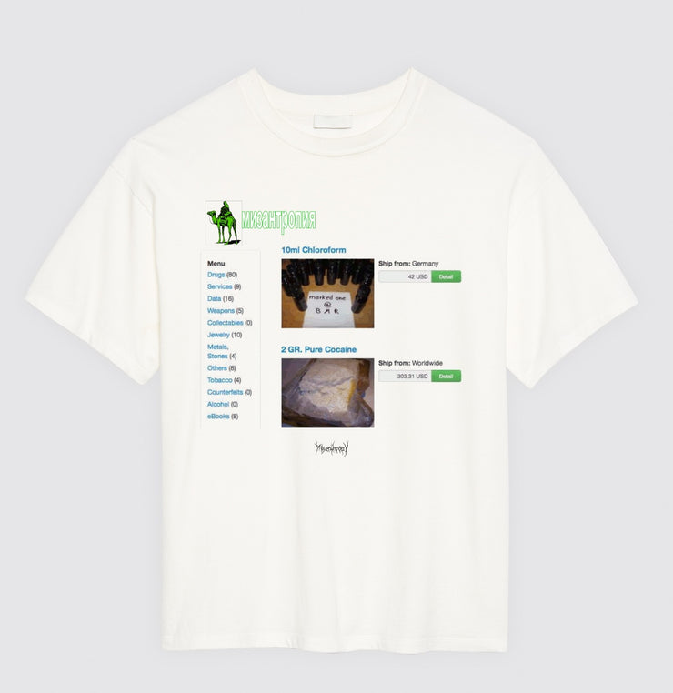 T-SHIRT DEEPWEB - TRILL Marketplace