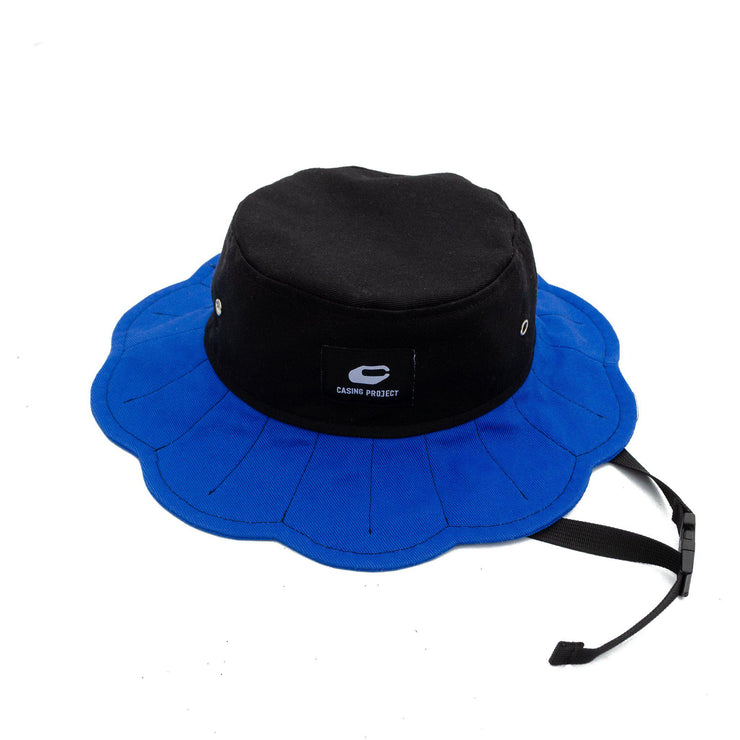 Daisy Bucket Hat [Cobalt] - TRILL Marketplace