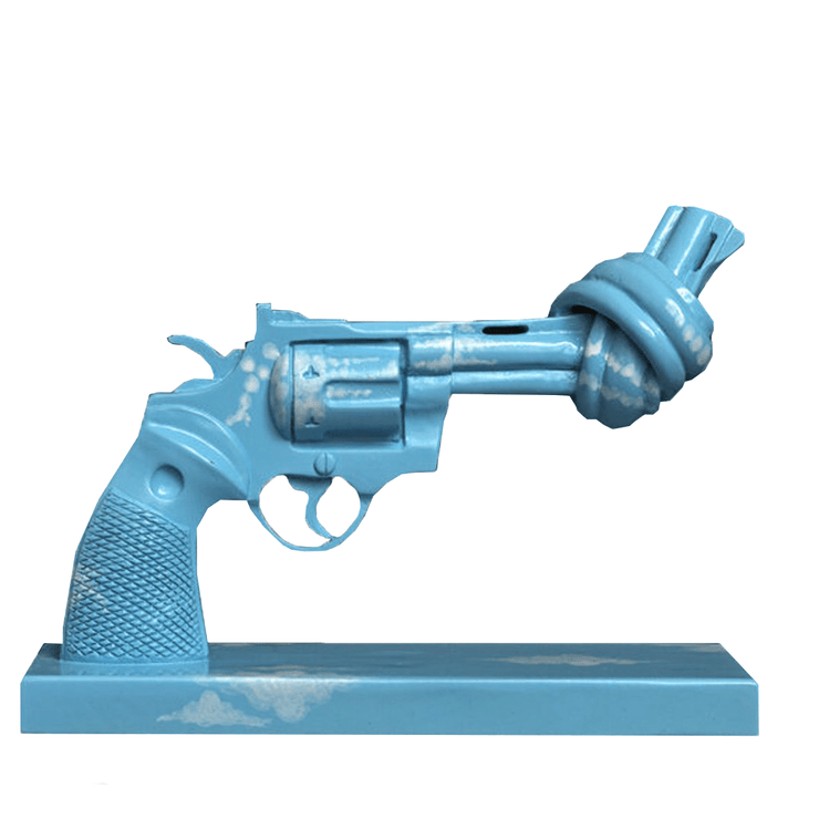 KNOTTED GUN BY PAUL MCCARTNEY - TRILL Marketplace