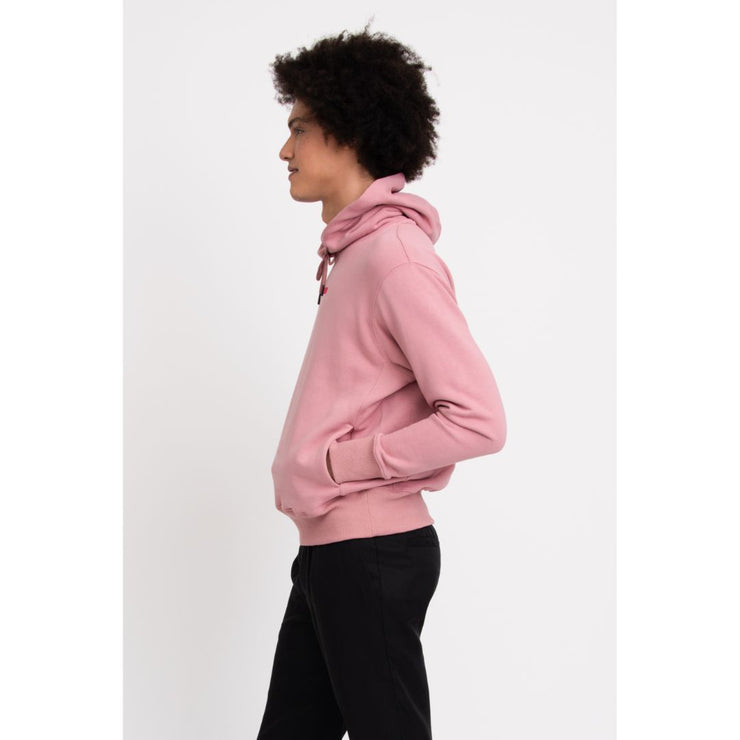 BH Signature Cotton Hoodie (Blush) - TRILL Marketplace