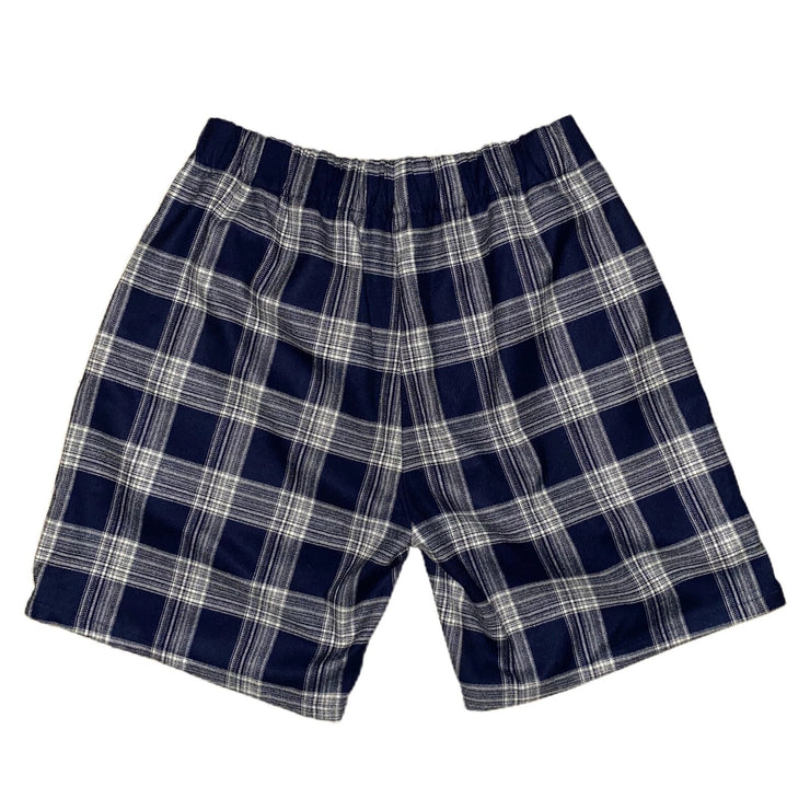 Plaid Logo Shorts Pt.2