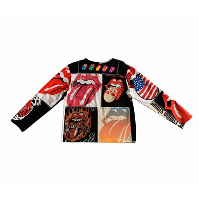 ROLLING STONES LONG SLEEVE - TRILL Marketplace