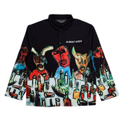"THE ""LAST SUPPER"" JACKET"