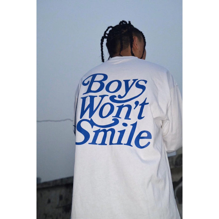 Boys Won't Smile Long Sleeve - TRILL Marketplace