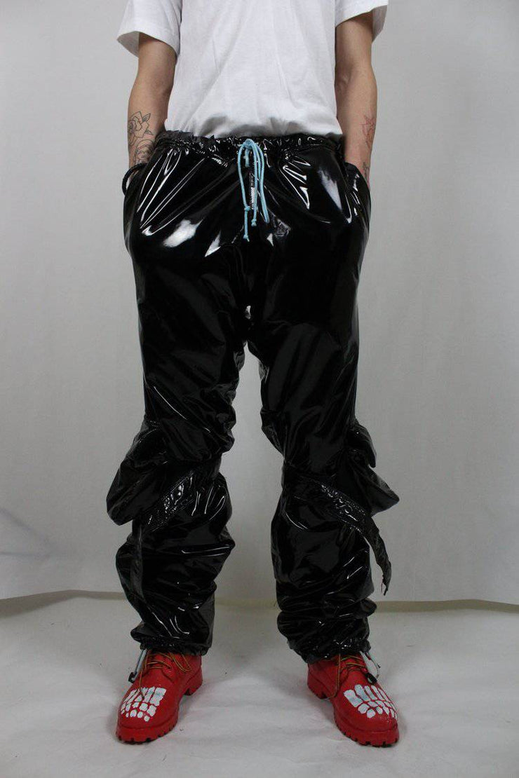 Black Matrix Gargo Pants