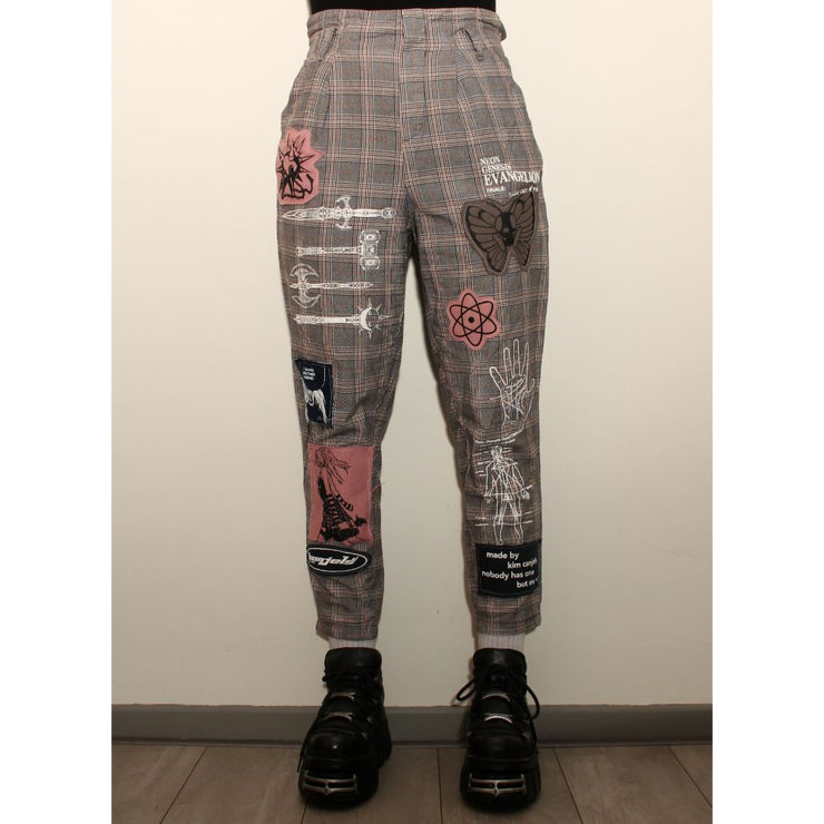 Plaid Pants - TRILL Marketplace