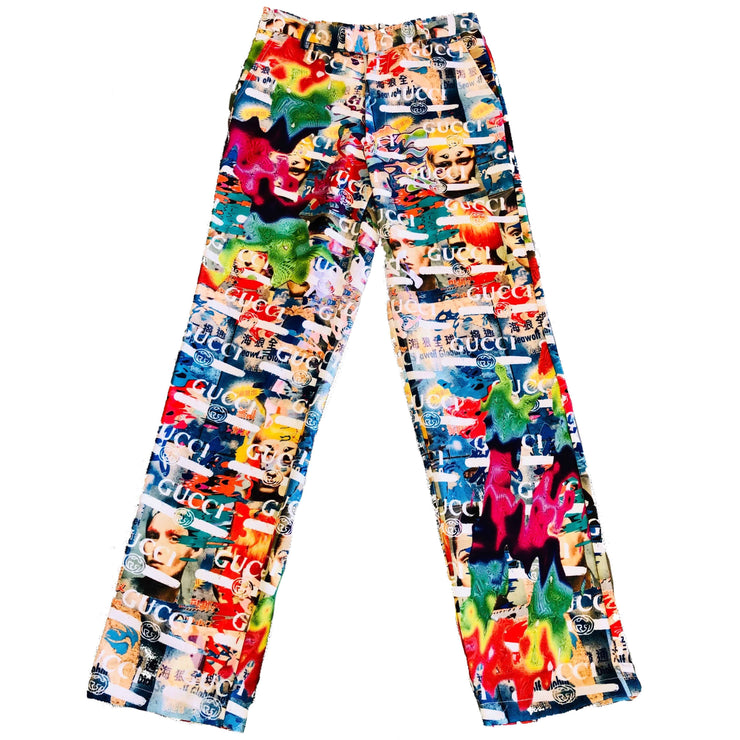 GUCCI ASTROWORLD PANTS - TRILL Marketplace