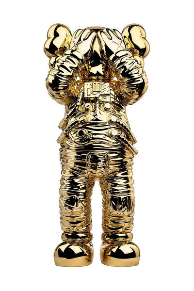 HOLIDAY SPACE (GOLD) - KAWS - TRILL Marketplace