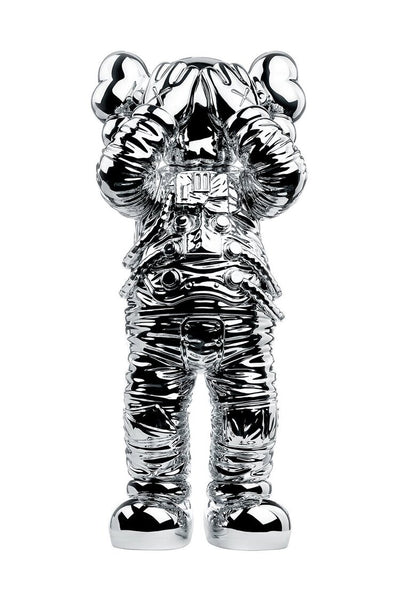 HOLIDAY SPACE (SILVER) - KAWS