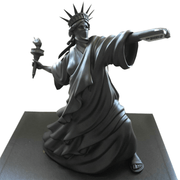 RIOT OF LIBERTY BLACK BY WHATSHISNAME - TRILL Marketplace