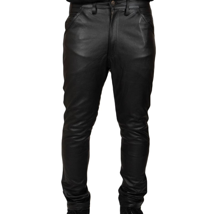 Leather Trouser - TRILL Marketplace