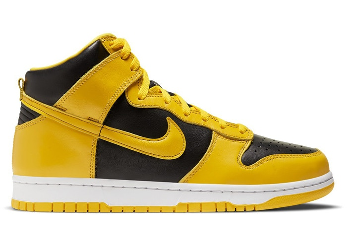"Nike Dunk High Varsity ""Maize"""