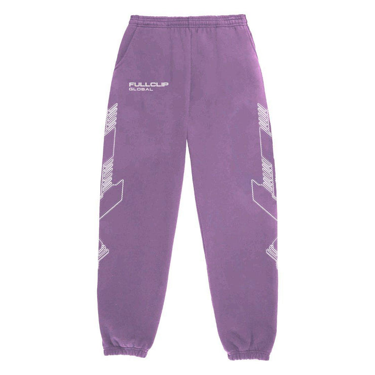 Quick Strike Sweatpants - Lavender - TRILL Marketplace