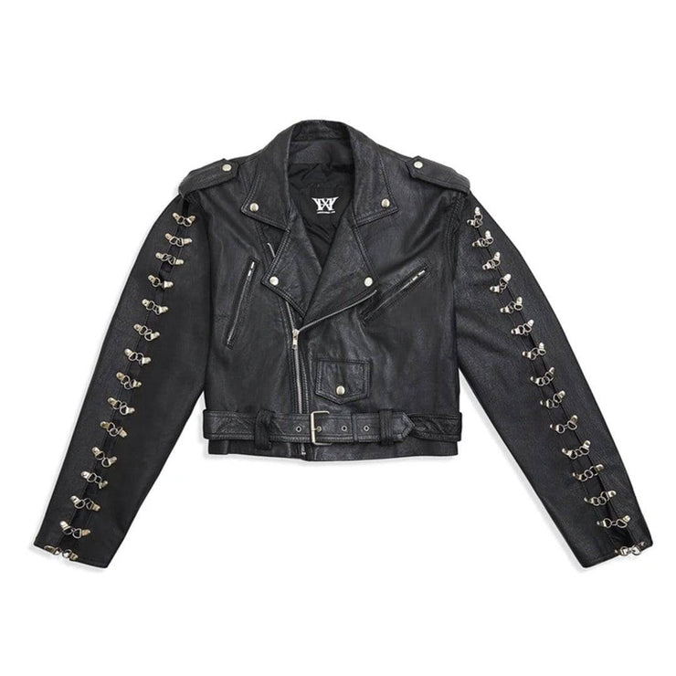 IN YOUR EYES ~ BIKER JACKET