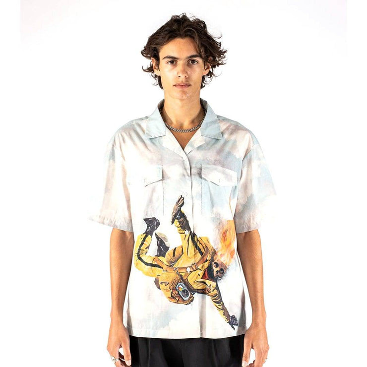 SKULLFALL SHIRT - TRILL Marketplace
