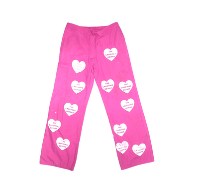 Valentine's Day Scrubs - TRILL Marketplace