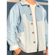 Arc Chore Jacket - Sky - TRILL Marketplace