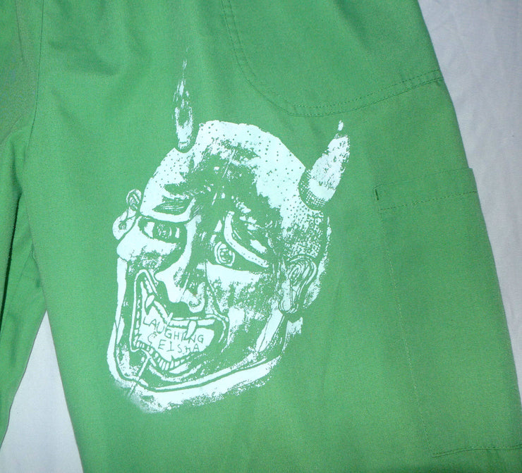 Acid Green Scrubs - TRILL Marketplace