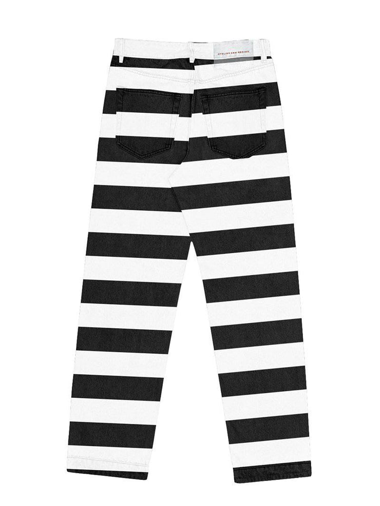 Resident Pants (Striped Pants) - TRILL Marketplace