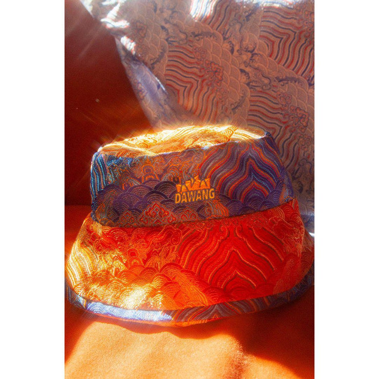 DAWANG Reversible Bucket Hat Ada Chen Collab Solid Color - TRILL Marketplace