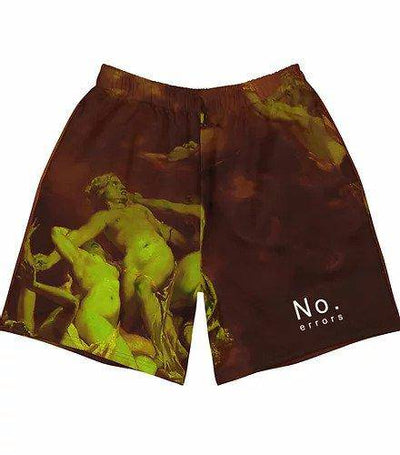Heaven or Hell Shorts - Brown