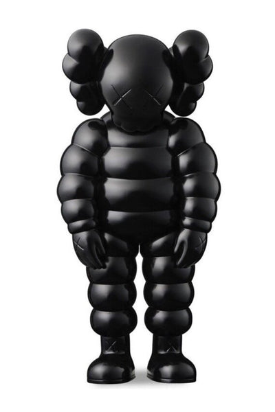 WHAT PARTY (BLACK) - KAWS - TRILL Marketplace