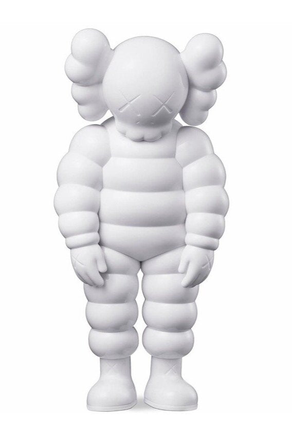 WHAT PARTY (WHITE) - KAWS - TRILL Marketplace