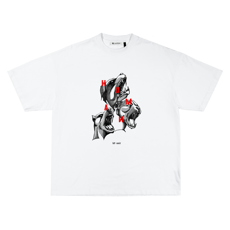 K9 UNIT TEE | ARCTIC