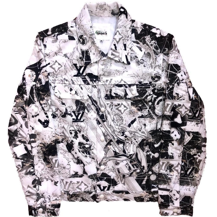 SILVER SURFER JACKET - TRILL Marketplace