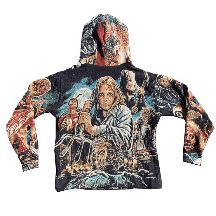 "Friday ""The 13th"" Hoodie"