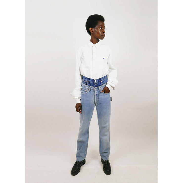 Jeans Double Waist - TRILL Marketplace