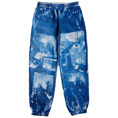 NEGATIVE FEED PANTS 001 (BLUE) - TRILL Marketplace