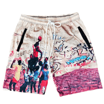 PLAYGROUND SHORTS - TRILL Marketplace