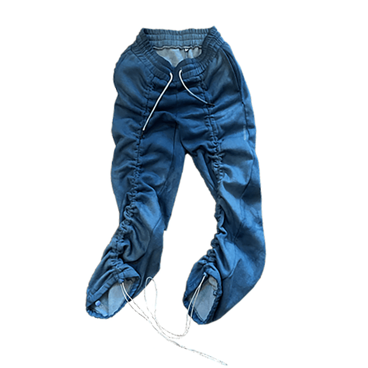 Bungee Sweatpants (Navy)