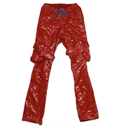 Red Matrix Pants - TRILL Marketplace