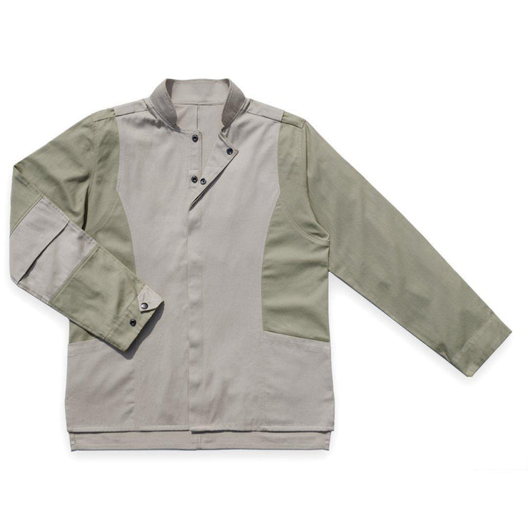 Work Jacket [Beige] - TRILL Marketplace