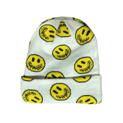 ALL OVER SMILES BEANIE - TRILL Marketplace